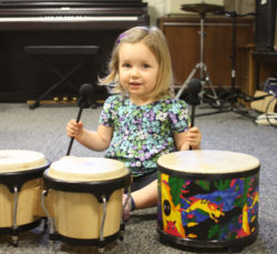 Early Childhood Music Play